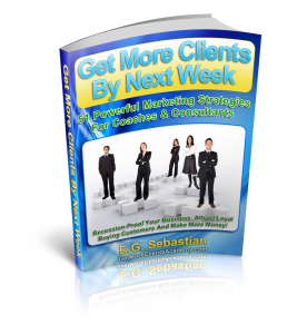 Get More Clients by Next Week