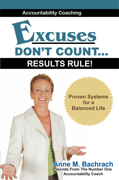 Excuses Don't Count Book